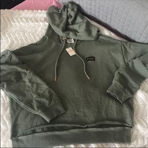 Vs pink nwt hoodie